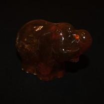 Amber souvenir Elephant
